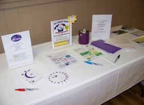 Westar FCU Relay for Life table